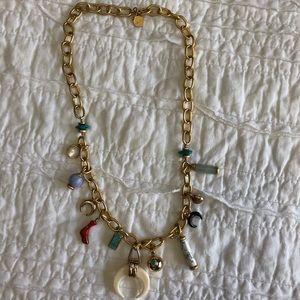 Stella & Dot charm necklace